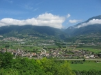 Paesaggio Castelnuovo Panoramica